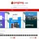 Home page del portale di immagini gratis senza sfondo da scaricare pngimg.com